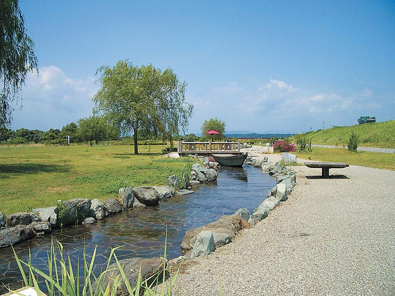 池田の渡し公園
