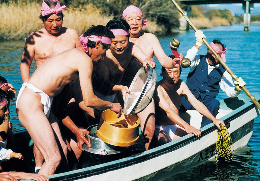 米とぎ祭り